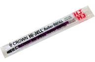 """Стержень гелевый фиолетовый Crown """"Hi-Jell"""", 138мм, 0,5 мм"""