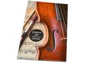 Дневник для муз. школы твердый, выб. лак, справочный материал, BRAUBERG, Симфония, 103601