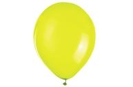 "Шар воздушный ZIPPY (ЗИППИ) 10"" (25 см), желтый"