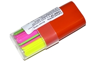 Счетные палочки ПИФАГОР, 30 шт., ассорти, в пластиковом пенале, 104752