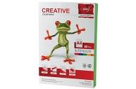 Бумага CREATIVE color (Креатив) А4, 80г/м, интенсив зеленая
