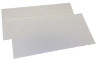 Конверты Е65, отрывная полоса STRIP, белые, 110х220мм, ш/к-70574