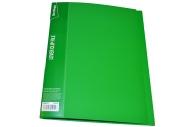"""Папка с зажимом 17мм, 700мкм, зеленая, Berlingo """"Standard"""""""