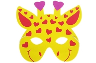 Карнавальная маска «Жираф»