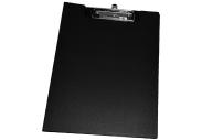 Планшет А4 с крышкой Berlingo пластик, черный