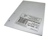 Сменный блок 80л., А5, ArtSpace, белый, пленка т/у, эконом