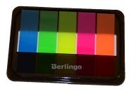 Закладки-флажки в диспенсере 45*12мм, 20л*5 неоновых цветов Berlingo,