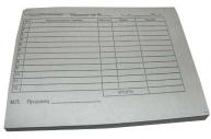 """Бланк """"Товарный чек"""" OfficeSpace, А6, газетка, 100 экз."""