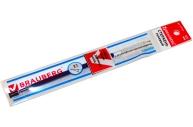 Стержень гелевый BRAUBERG 130мм, игольчатый пишущий узел 0,5 мм, линия 0, 35мм, синий, 170169