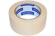Скотч малярный 48мм*50м, OfficeSpace, ШК