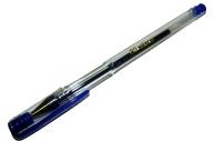 Ручка гелевая OfficeSpace синяя, 1мм Спейс