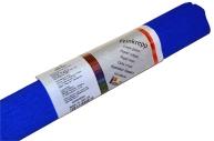Бумага цветная креповая 50*250см WEROLA плотн 32г синяя