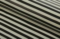"""Упаковочная бумага """"Полосы на белом"""", 52 х 75 см"""