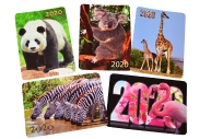 """2020 Календарь карманный 70*100 2020 """"Животные"""""""