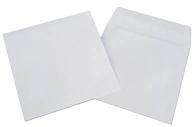 Конверт бумажный 125*125 для CD, KurtStrip, декстрин