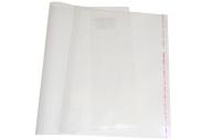 Обложка 230*380 для учебников старших классов, универсальная, ArtSpace, с липким слоем, ПП 80мкм