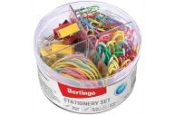Набор мелкоофисных принадлежностей Berlingo, 245 предметов, пластиковая упаковка