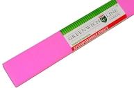 Бумага цветная креповая розовая, 50*250см с32г/м2, в рулоне, Greenwich Line