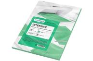 Бумага цветная (зеленый) ntensive А4, 80г/м2, 50л. OfficeSpace~~