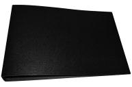 Папка-регистратор HERLITZ А3 горизонтальная, прочный фиброкартон, 75мм, черная, 10397073