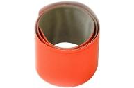 Световозвращающий Slap-браслет Blicker, оранжевый