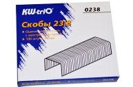 Скобы 23/8 для степлера KW-trio 1000 шт., 0238