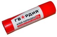 Клей-карандаш ГВАРДИЯ, 15 г, 227616