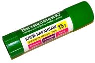 Клей-карандаш БИЗНЕСМЕНЮ, 15 г, 227617