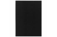 Папка-планшет STAFF EVERYDAY, А4 (230х314 мм), с прижимом и крышкой, картон/бумвинил, РОССИЯ, черн., 229053