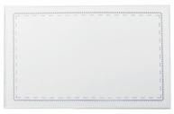 Бейдж горизонтальные (57х90 мм)., с клипсой и булавкой, жесткие, BRAUBERG, 231903
