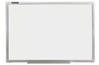 Доска магнитно-маркерная BRAUBERG стандарт, 60*90 см, алюмин. рамка, ГАРАНТИЯ 10 ЛЕТ, РОССИЯ, 235521