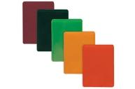 Обложка-карман для проездных документов, карт, пропусков, 92х69 мм, ПВХ, цвет ассорти, ДПС, 1351. 300