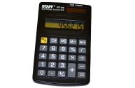 Калькулятор STAFF карманный STF-818, 8 разрядов, двойное питание, 102х62мм