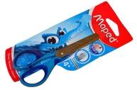 """Ножницы детские Maped """"Essentials Soft"""" 13см, ассорти, европодвес"""