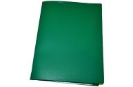Папка 20 вкладышами OfficeSpace, 16мм, 400мкм, зеленая