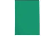 Папка-уголок А4, 100мкм, прозрачная зеленая OfficeSpace,