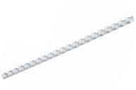 Пружины для переплета пластиковые ProMega Office 10мм белые