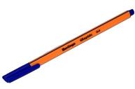 """Ручка капиллярная Berlingo """"Rapido"""" синяя, 0,4 мм, трехгранная"""