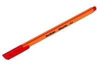 """Ручка капиллярная Berlingo """"Rapido"""" красная, 0,4 мм, трехгранная"""