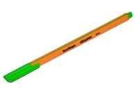 """Ручка капиллярная Berlingo """"Rapido"""" светло-зеленая, 0,4 мм, трехгранная"""