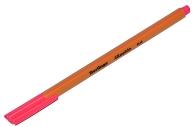 """Ручка капиллярная Berlingo """"Rapido"""" розовая, 0,4 мм, трехгранная"""