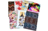 Обложка-карман для карт и пропусков 95*65мм, ПВХ, фотопечать, ассорти, OfficeSpace