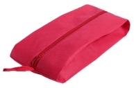 Сумка для обуви, отдел на молнии, цвет розовый