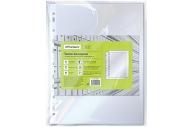 Файл А4 гладкий 50мкм с перфорацией OfficeSpace