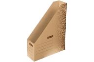 """Накопитель-лоток архивный из микрогофрокартона OfficeSpace """"Standard"""" плотный,  75мм,  бурый, 700л."""