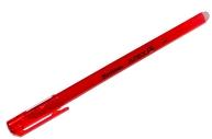 """Ручка гелевая стираемая Berlingo """"Apex E"""", красная, 0,5 мм, трехгранная"""