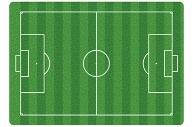 """Настольное покрытие детское ArtSpace """"Football field"""", 28, 3*19, 7см"""