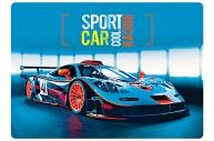 """Настольное покрытие детское ArtSpace """"Sport car"""", 28, 3*19, 7см"""