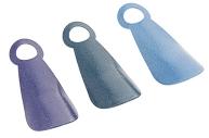 Ложка для обуви Solomon, 11, 5 см, толщина 1 мм, металл, цвет МИКС