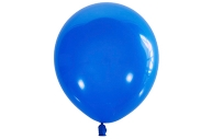 Шар воздушный М12/30см, Поиск, синий, пастель